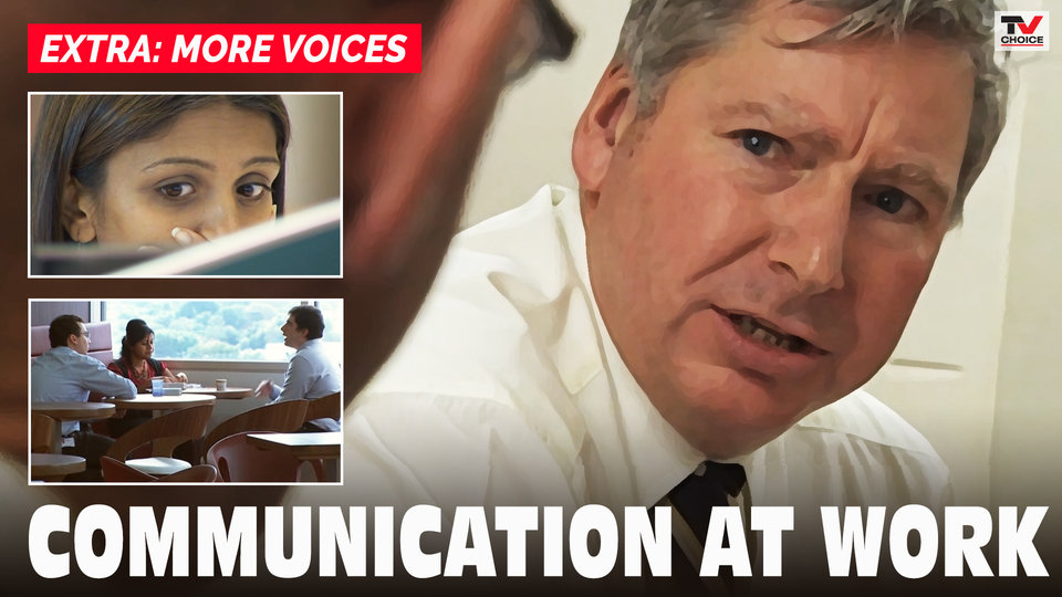 Extra: Communication: More Voices