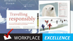 Work Place Excellence: Green & Giving