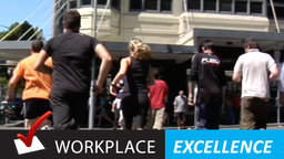 Work Place Excellence: Wellbeing & Balance